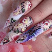 Курсы Nail-дизайнов