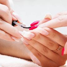 Акриловая технология моделирования ногтей